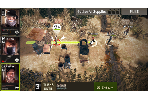 The Walking Dead No Man's Land - Android Apps on Google Play