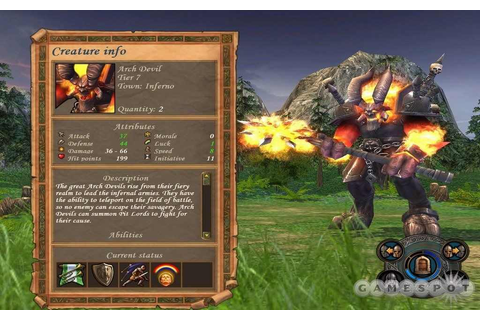 Heroes of Might and Magic 5 Hammers of Fate Download Free ...