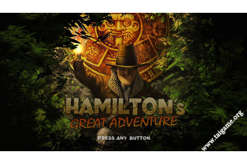Hamilton's Great Adventure - Download Free Full Games ...