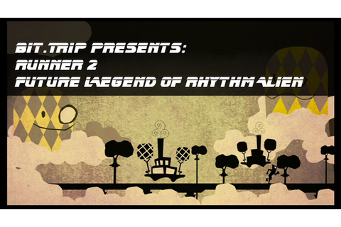 Bit.Trip Presents Runner 2: Future Legend of Rhythm Alien ...