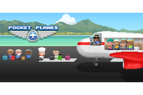 Pocket Planes airline simulator for Android now available