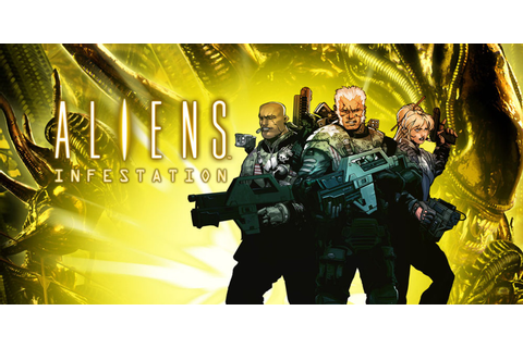 Aliens™: Infestation | Nintendo DS | Games | Nintendo