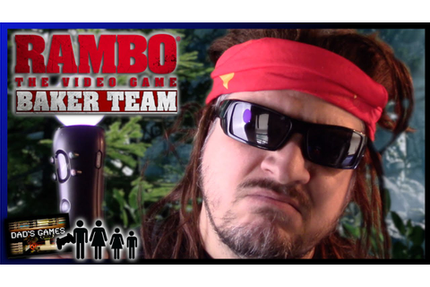 WHY CAN'T I PLAY!? | Rambo: The Video Game Baker Team DLC ...