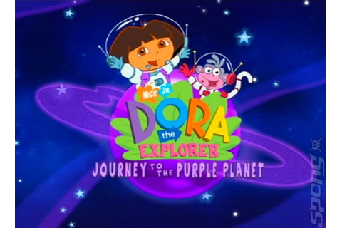 Screens: Dora the Explorer: Journey to the Purple Planet ...