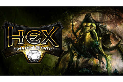 HEX SHARDS OF FATE # 01 - Wie funktioniert das Game ...