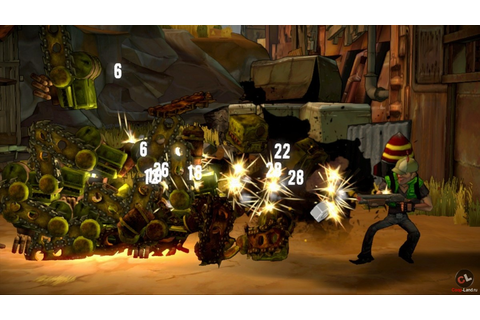 Shoot Many Robots full game free pc, download, play ...
