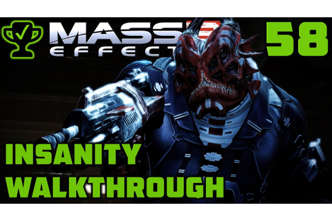 Lair of the Shadow Broker - Mass Effect 2 Walkthrough Ep ...