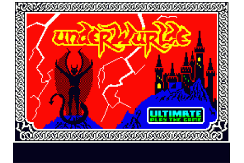 Underwurlde (1984)(Ultimate Play The Game)[a] - ZX ...