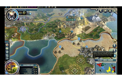 Buy Sid Meiers Civilization V Gods and Kings Steam Cd Key ...