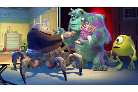 Monsters Inc part 6 you're about to see