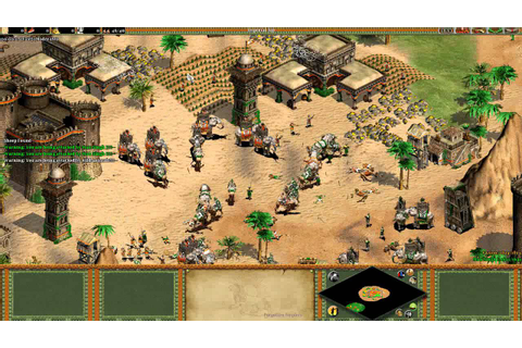 Age of Empires II: Forgotten Empires Trailer - YouTube