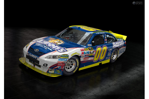 NASCAR The Game 2011 - Car & Driver Suits Renders ...