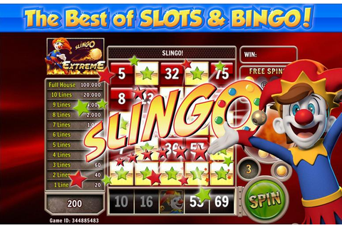 Slingo Arcade: Bingo Slots Game APK Download - Free Casino ...