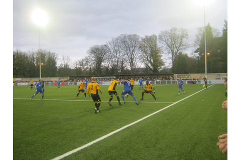 Many Games Have I Seen...: Maidstone United 1 v 1 Walton ...