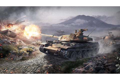 World Of Tanks 4k Ultra HD Wallpaper | Background Image ...