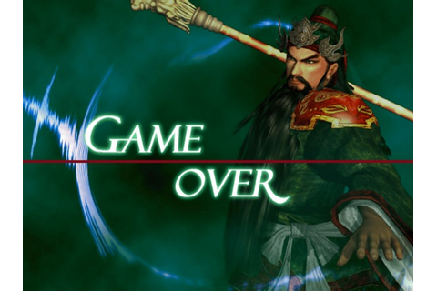 Game Over Screens of Videogames Gallery