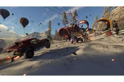 Onrush coming this summer | PlayStation 4 News at New Game ...