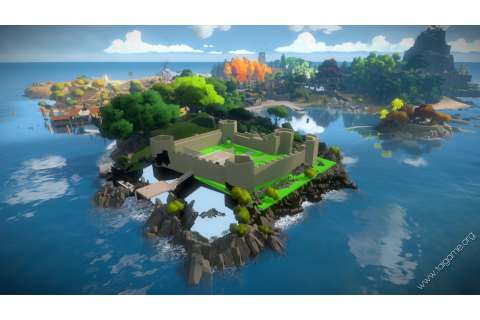 The Witness - Tai game | Download game Phiêu lưu