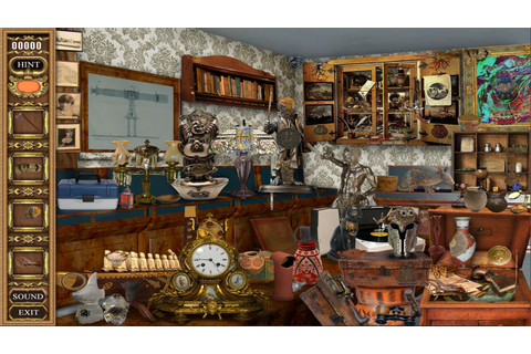 Escape the museum hidden object game online : zatande