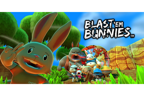 Blast 'Em Bunnies | Nintendo 3DS download software | Games ...