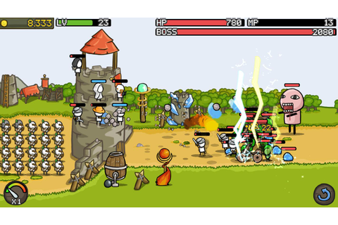Grow Castle APK Download - Free Arcade GAME for Android ...