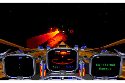 Download Star Crusader vehicle simulation for DOS (1994 ...