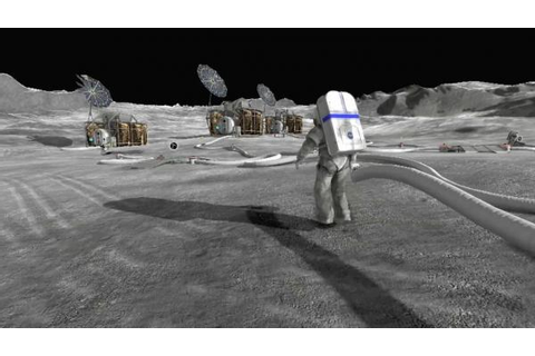 NASA Launches Moonbase Alpha Video Game | Hardware Canucks