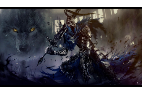 Dark Souls - Knight Artorias (The Abysswalker) Metal Dual ...