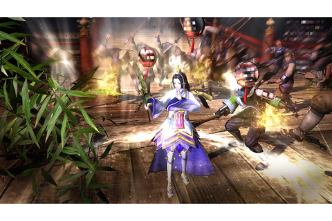 Warriors Orochi 3 › Games-Guide