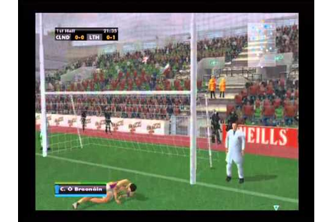 Gaelic Games Football 2 PS2 - YouTube