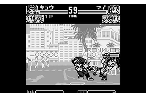 Play King of Fighters R-1 - Pocket Fighting Series (Japan ...