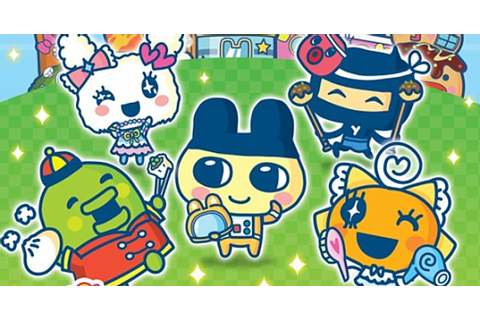 New Tamagotchi! 3DS Game Announced for November 16 - News ...