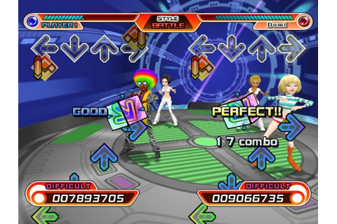 Dance Dance Revolution: Hottest Party (Wii) Screenshots