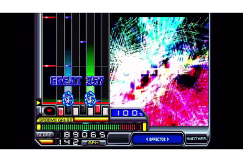 Beatmania IIDX 5th Style - in my eyes [ANOTHER] - YouTube