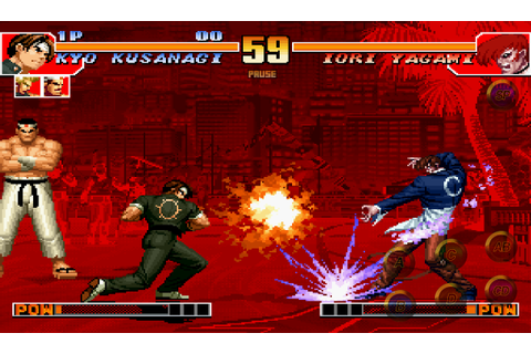 THE KING OF FIGHTERS '97 - Android Apps on Google Play