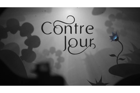 Contre Jour iPhone/iPod Gameplay - YouTube