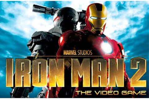 Iron Man 2 official video game trailers 2