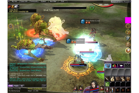 Atlantica Online Review and Download – MMOBomb.com