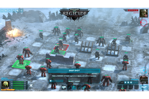 Warhammer 40,000: Regicide Review: Honor, Blood and Brains ...