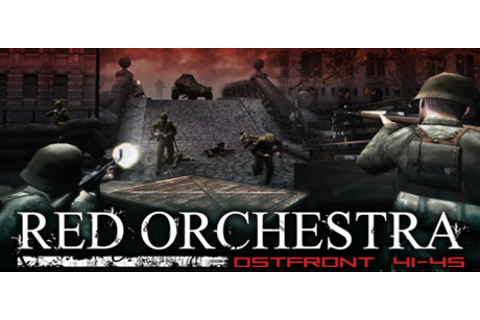 Red Orchestra: Ostfront 41-45 on Steam