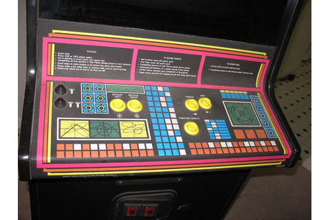 Gravitar Arcade Machine - Austin - $500 - Buy, Sell, and ...
