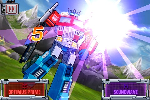 'TRANSFORMERS G1: Awakening' Turn Based Strategy Game ...