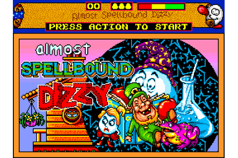 Indie Retro News: Almost Spellbound Dizzy - The hit Retro ...