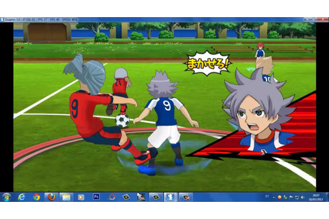 Inazuma Eleven Strikers go 2013 DOWNLOAD LINK + TORRENT ...