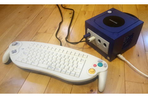 GameCube online functionality - Wikipedia