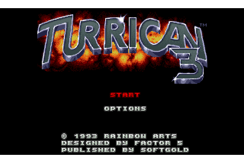Turrican 3 Details - LaunchBox Games Database