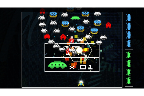 Review: Space Invaders Extreme (PC)