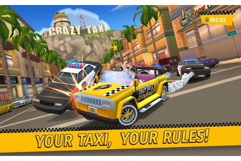 Crazy Taxi City Rush APK Download - Free Racing GAME for ...