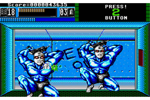 Download Beast Busters (Amiga) - My Abandonware