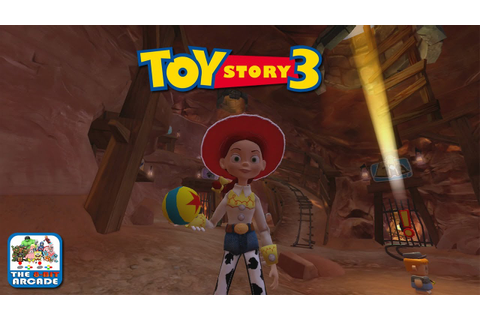 Toy Story 3: The Video Game - Toy Box, Jessie's Roundup ...